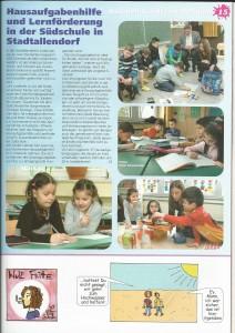 2013-06 Magazin für Bildung MaBi 2 Hausaufgabenhilfe und Lernförderung in der Südschule in Stadtallendorf